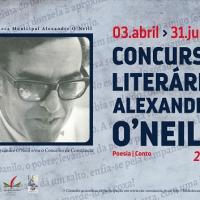 Concurso Literário Alexandre O'Neill: 5.ª Ed.