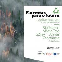 Florestas para o futuro na Antiga Cadeia de Constância