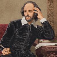 Autor do Mês: William Shakespeare (1564-1616)