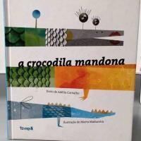 A Crocodila Mandona vai ao ATL