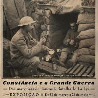 Constância e a Grande Guerra: Das manobras de Tancos à batalha de La Lys