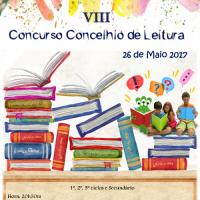 VIII Concurso Concelhio de Leitura